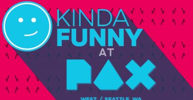 Kinda Funny at PAX West 2018!