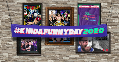 Kinda Funny's 2020 Plan